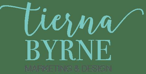 Tierna Byrne Northern Ireland Marketing Strategy Logo Design Graphic Design
